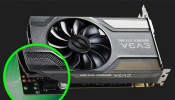EVGA GTX 950 is a terrific GPU for smaller computer chassis