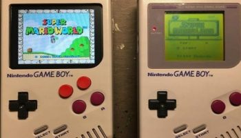 This Game Boy Mod is a retro gamer's dream