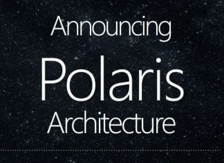 Polaris 10 and 11 from AMD will not be high-end GPUs