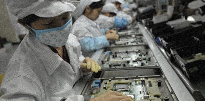 Robots have replaced 60000 workers in Foxconn's iPhone manufacturing unit