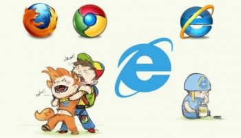 Microsoft Edge and IE falls behind Mozilla Firefox while Google Chrome reigns supreme