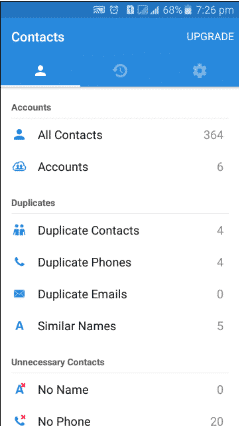 How To Remove Duplicate Contacts In An Android Smartphone