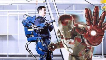 Hyundai has an Exoskeleton that will make you feel like Iron Man