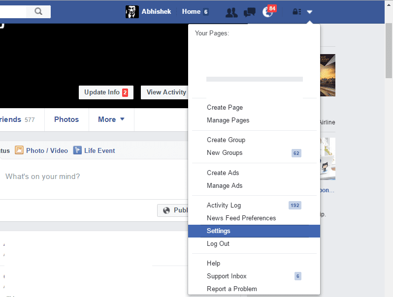 How to secure your Facebook account against hackers