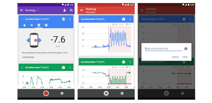 Turn Your Smartphone Into a Lab Full of Sensors with Google's Science Journal App