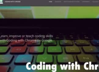 Students Can Now Learn How To Code With 'Coding With Chrome' App