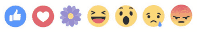 Facebook trying out new reaction button for Mother's Day