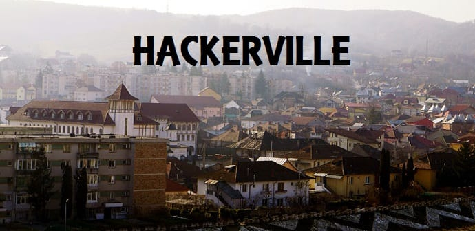 This town in Romania is a hackers paradise