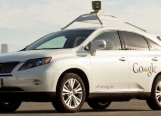Google will pay you $20 an hour to sit in their self-driving car