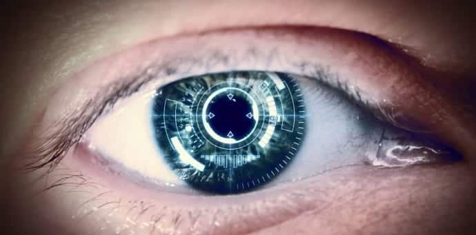 Sony's Smart Contact Lenses Will Record And Store Videos With A Blink Of An Eye
