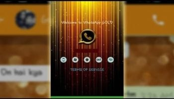WhatsApp Gold version, a information stealing malware targeting users