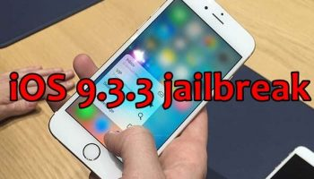 Italian hacker has managed to successfully jailbreak Apple's iOS 9.3.3