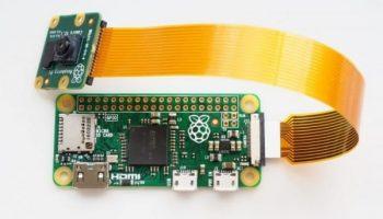 Raspberry Pi Zero Now Gets A Camera Connector