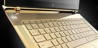 HP sold its gold and diamond encrusted laptops for more than $60,000 a piece
