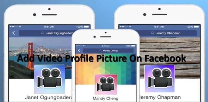 How To Add Video Profile Picture On Facebook