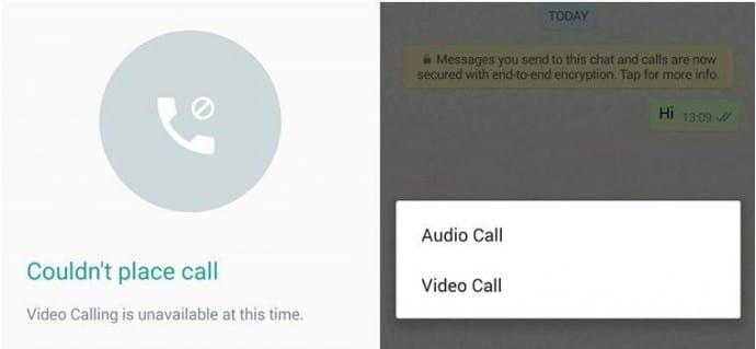 WhatsApp video calling arrives, here is how to get it