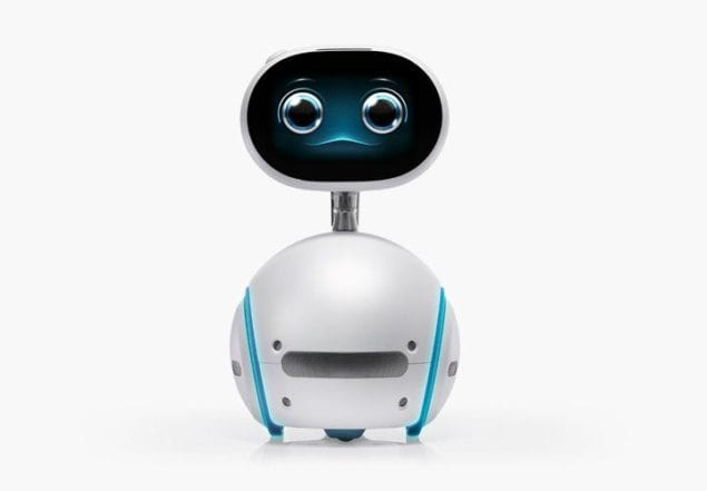 ASUS Zenbo can be your own person butler for $599