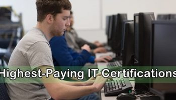 The Top 7 Highest-Paying IT Certifications