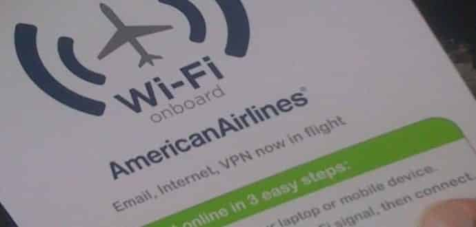 American Airlines to give 12Mbps connection per customer