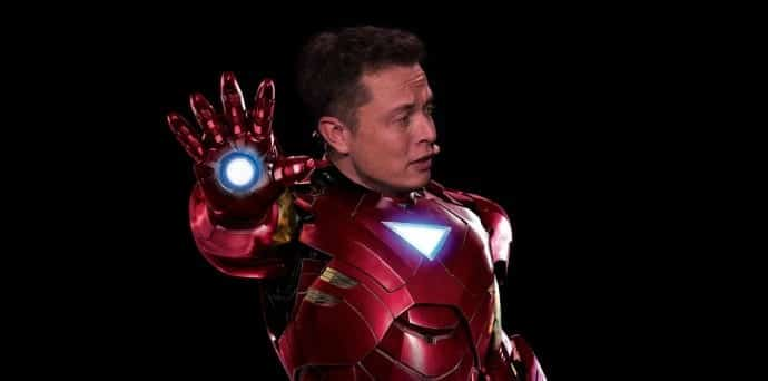Elon Musk's Secret Meeting With Pentagon For Iron Man Like Flying Suit