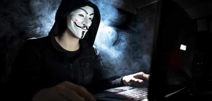 Anonymous take down South African State Broadcasting Corp Website Over News Censorship