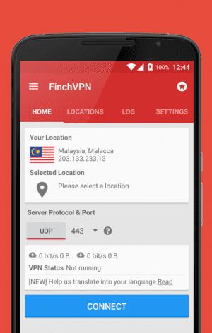 Finch VPN