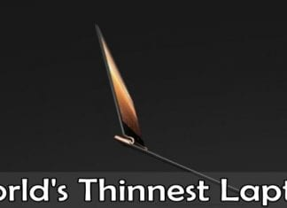 HP Spectre 13, the world's thinnest laptop is finally here
