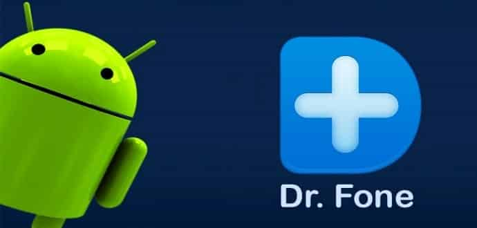 Wondershare Dr.Fone for Android helps you recover deleted files in a jiffy