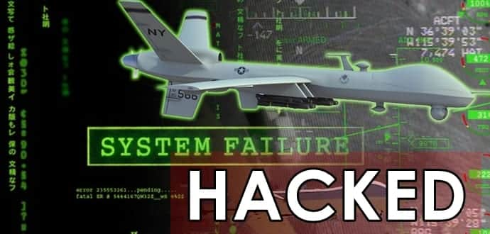Here is how you can easily hack and crash drones