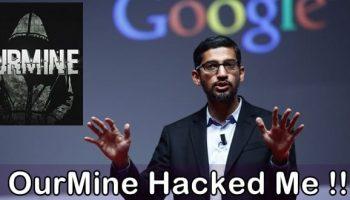 Google CEO Sundar Pichai's Social Media Account Hacked