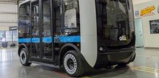 24-Year-Old Designs A Self-Driving Minibus; Maker Construct It In Weeks