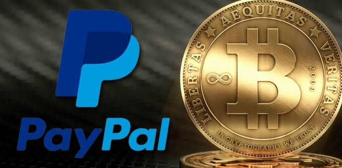 Paypal has filed a patent for a device to facilitate bitcoin payments ccuart Images