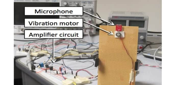 Spy on anyone using smartphone vibration motor with VibraPhone attack