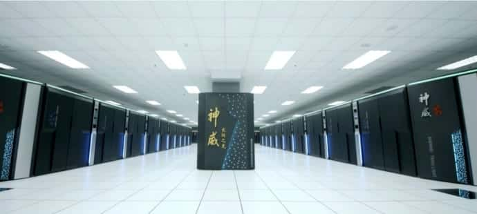 China's Sunway TaihuLight is now world's fastest supercomputer