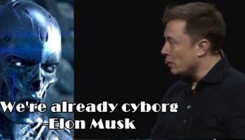 Elon Musk: We are already cyborgs but could very soon become pets