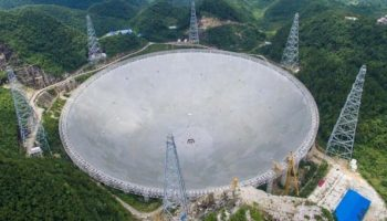 China Develops World's Largest Alien-Hunting Telescope