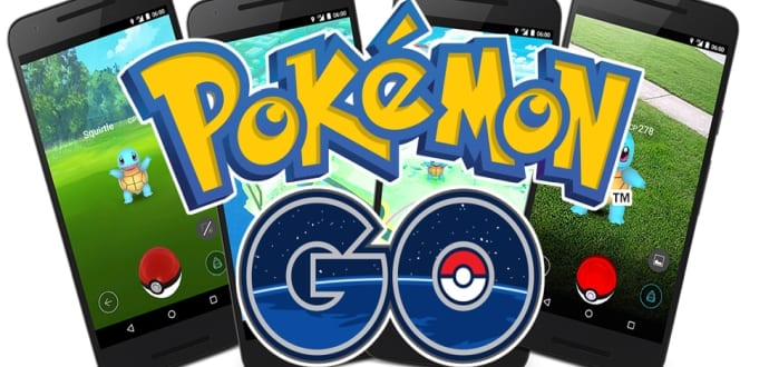 Nintendo Cracks Down on Piracy Of Pokémon Go