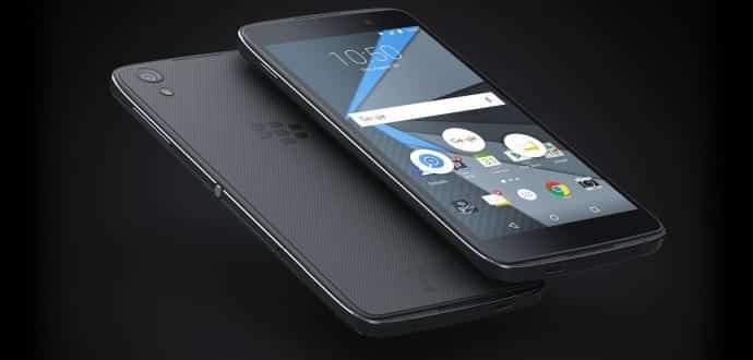"BlackBerry announces DTEK50 Android smartphone, ""the ..."