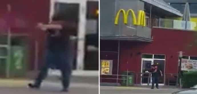 Munich shooter lured victims on Facebook with 'free McDonald's food'