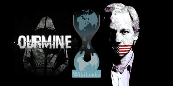 WikiLeaks to OurMine hackers : impersonate Mark Zuckerberg and Sundar Pichai to get information