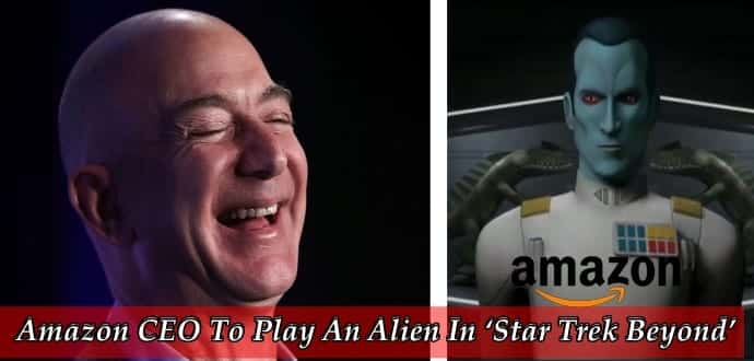 Amazon CEO Jeff Bezos fulfils his dream of playing a role in 'Star Trek Beyond'