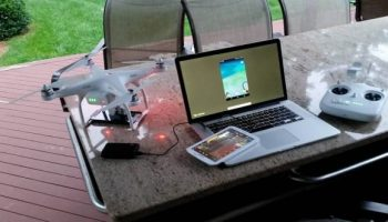 Man Uses Drone To Cheat And Play Pokemon GO
