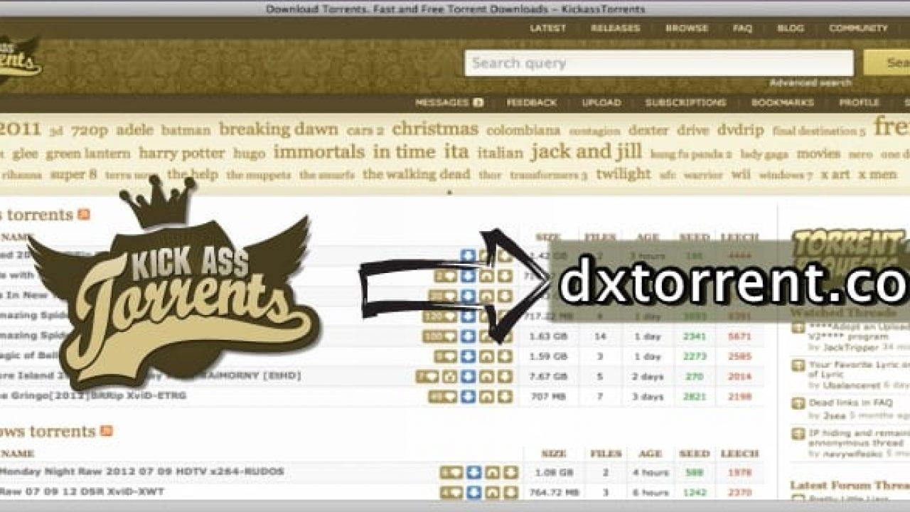 dxtorrent site