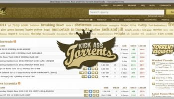Kickass Torrents has removed more than 1 million torrents