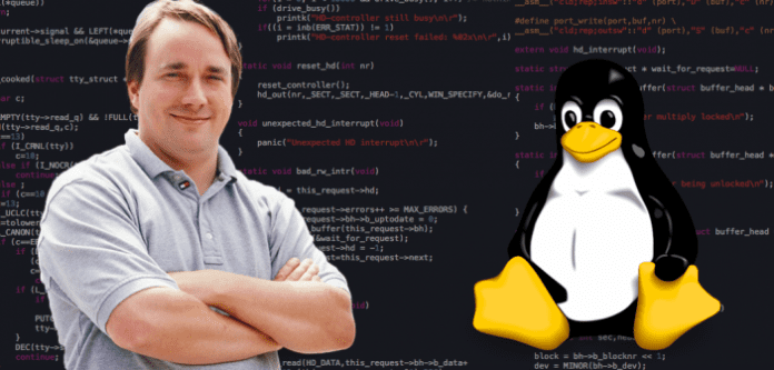 Linus Torvalds Officially Releases Linux Kernel 4.7