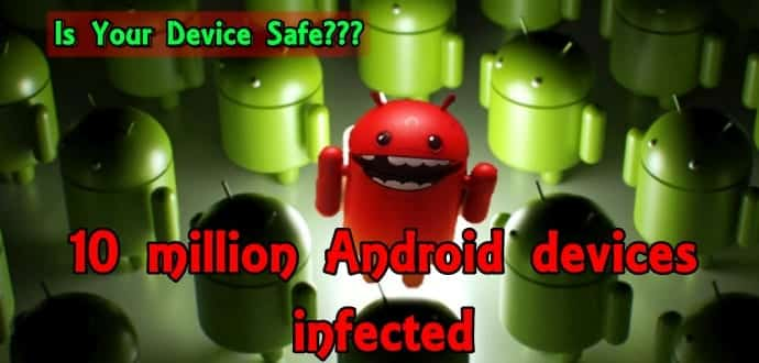 HummingBad malware infects 10 million Android devices