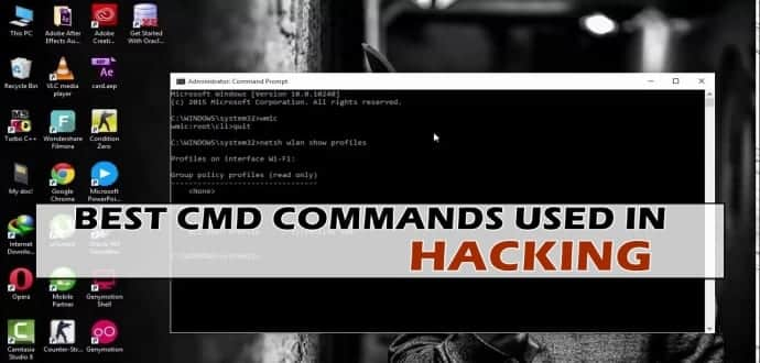 Best CMD commands used in hacking [ NEW working List]