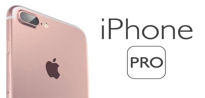 iPhone 7, Plus, and Pro model photo leak reveals dual camera and other specs