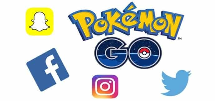 Pokemon Go beats Facebook and Twitter in popularity