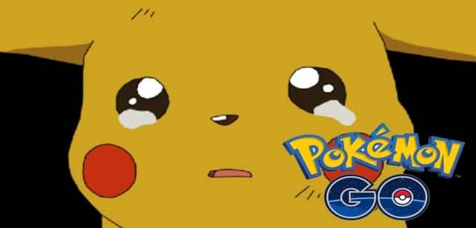 Nintendo shares crash after investors realize that it didn't make Pokemon Go